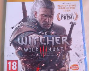 Ps4 Game the Witcher 3   Video Games for sale in Lagos State, Ikeja