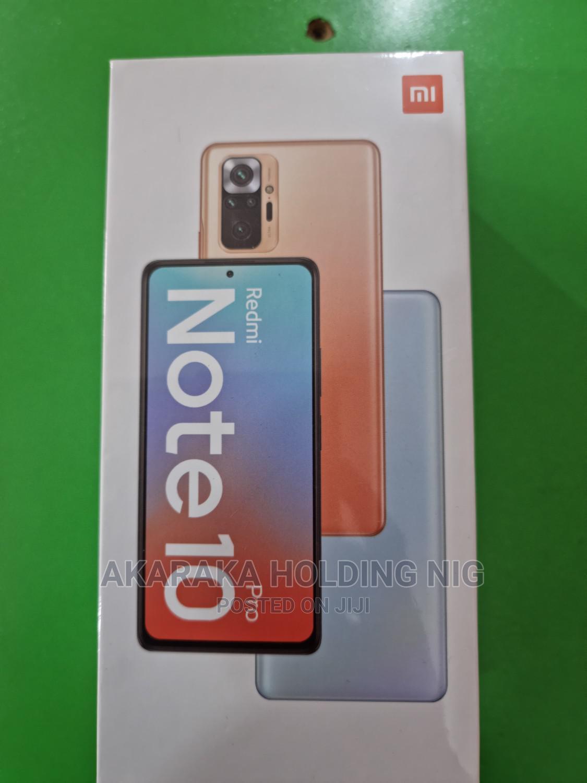 New Xiaomi Redmi Note 10 Pro 128 GB | Mobile Phones for sale in Kaduna / Kaduna State, Kaduna State, Nigeria
