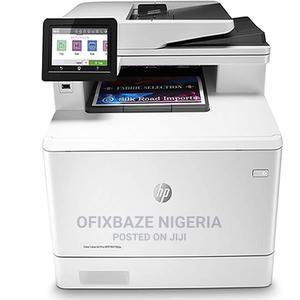 HP M479fdw Wireless Laser Printer   Printers & Scanners for sale in Lagos State, Lagos Island (Eko)