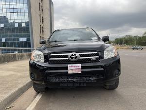 Toyota RAV4 2007 Sport V6 4x4 Black | Cars for sale in Abuja (FCT) State, Garki 2