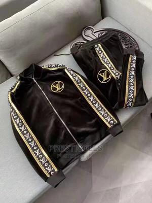 Lious Vuitton Unisex Track Suit   Clothing for sale in Lagos State, Ajah
