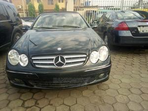 Mercedes-Benz CLK 2008 Black | Cars for sale in Lagos State, Ikeja