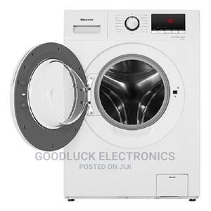 Hisense 6KG Front Loader Automatic Washing Machine   Home Appliances for sale in Lagos State, Ikeja