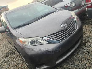 Toyota Sienna 2015 Gray | Cars for sale in Lagos State, Agege