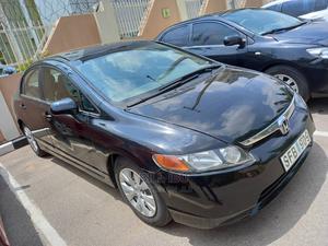 Honda Civic 2008 Black   Cars for sale in Abuja (FCT) State, Lokogoma