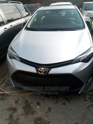 Toyota Corolla 2017 Silver | Cars for sale in Lagos State, Ikeja