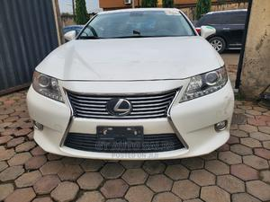 Lexus ES 2013 350 FWD White | Cars for sale in Lagos State, Ikeja