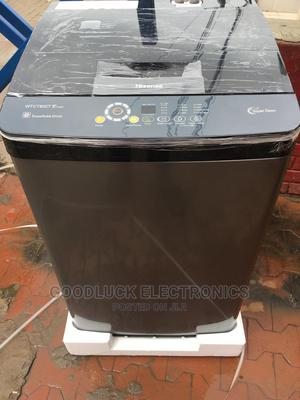 Hisense Automatic Washing Machine 8kg   Home Appliances for sale in Lagos State, Ikeja