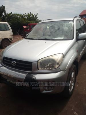 Toyota RAV4 2002 Silver | Cars for sale in Lagos State, Amuwo-Odofin