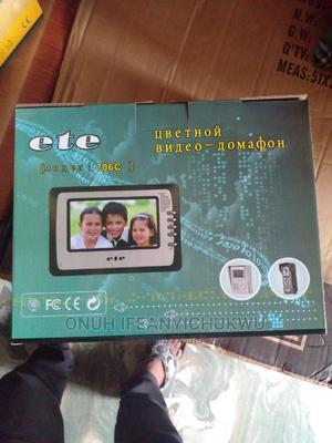 7inches Video Camera Doorbell | Home Appliances for sale in Lagos State, Ojo