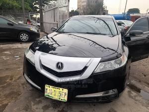 Acura TL 2010 SH-AWD Black   Cars for sale in Lagos State, Surulere