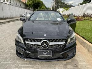 Mercedes-Benz CLK 2014 Black   Cars for sale in Lagos State, Ikoyi