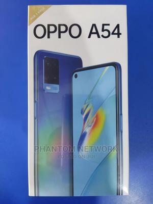New Oppo A54 64 GB Blue | Mobile Phones for sale in Abuja (FCT) State, Wuse 2