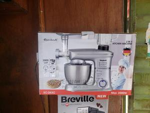 Eisenbach 3in1 Cake Mixer, Blender and Meat Grinder | Kitchen Appliances for sale in Lagos State, Ajah