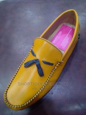 Yellow Loafers Quality Men   Shoes for sale in Lagos State, Surulere