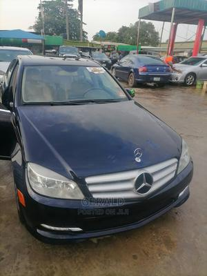 Mercedes-Benz C300 2011 Blue   Cars for sale in Lagos State, Surulere