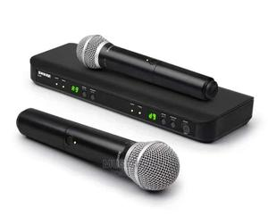 Shure BLX288 Wireless Microphone System   Audio & Music Equipment for sale in Lagos State, Lekki