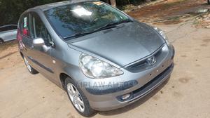 Honda Jazz 2010 Gray | Cars for sale in Abuja (FCT) State, Asokoro