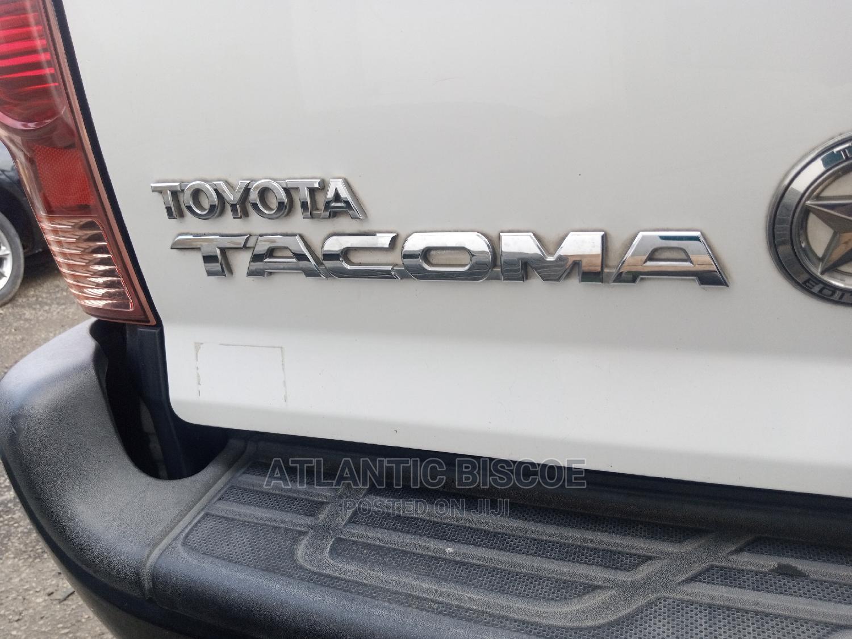Toyota Tacoma 2012 White | Cars for sale in Ojodu, Lagos State, Nigeria