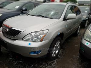 Lexus RX 2008 Silver   Cars for sale in Lagos State, Apapa