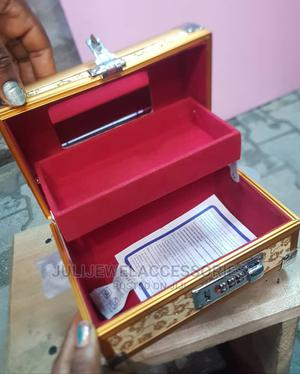 Gold Jewelry Box   Jewelry for sale in Lagos State, Ojo