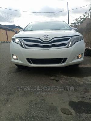 Toyota Venza 2016 White   Cars for sale in Lagos State, Ikeja