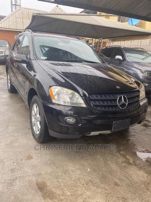 Mercedes-Benz M Class 2007 ML 350 4Matic Black | Cars for sale in Lagos State, Surulere