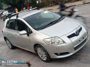 Toyota Auris 2011 Silver   Cars for sale in Lagos State, Amuwo-Odofin