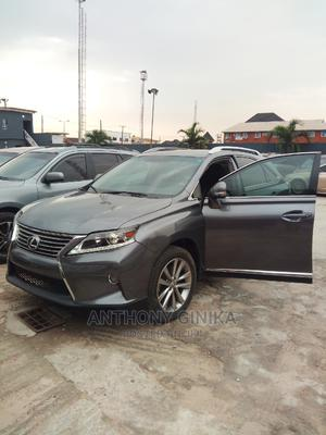 Lexus RX 2015 350 F Sport AWD Gray | Cars for sale in Lagos State, Amuwo-Odofin