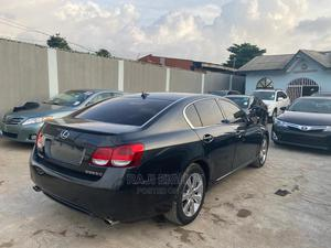 Lexus GS 2008 350 AWD Blue   Cars for sale in Lagos State, Ikeja
