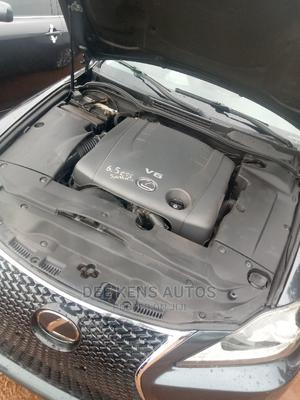 Lexus IS 2010 250 AWD Automatic Black | Cars for sale in Edo State, Benin City