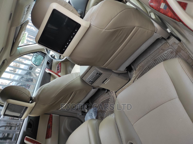 Archive: Toyota Highlander 2010 Limited Gold