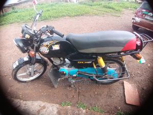 TVS Apache 180 RTR 2019 Black   Motorcycles & Scooters for sale in Oyo State, Ibadan