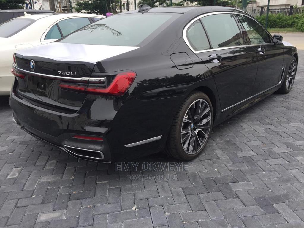 Archive: New BMW 7 Series 2020 Black