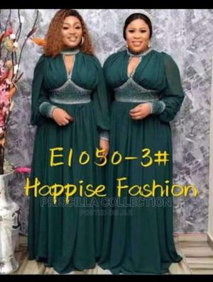 Quality Long Gown With Sequence | Clothing for sale in Abuja (FCT) State, Kubwa