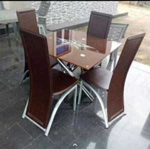 Dinning Table With 4 Chairs   Furniture for sale in Rivers State, Port-Harcourt