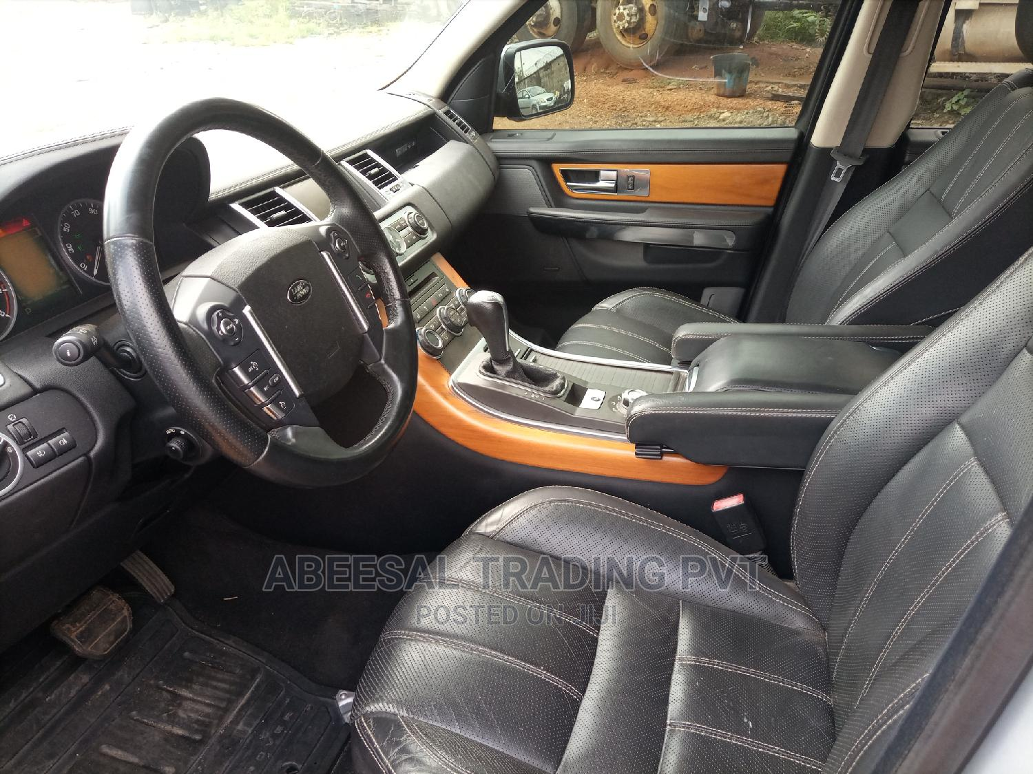 Land Rover Range Rover Sport 2011 HSE 4x4 (5.0L 8cyl 6A) Gray | Cars for sale in Maryland, Lagos State, Nigeria