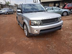 Land Rover Range Rover Sport 2011 HSE 4x4 (5.0L 8cyl 6A) Gray | Cars for sale in Lagos State, Maryland