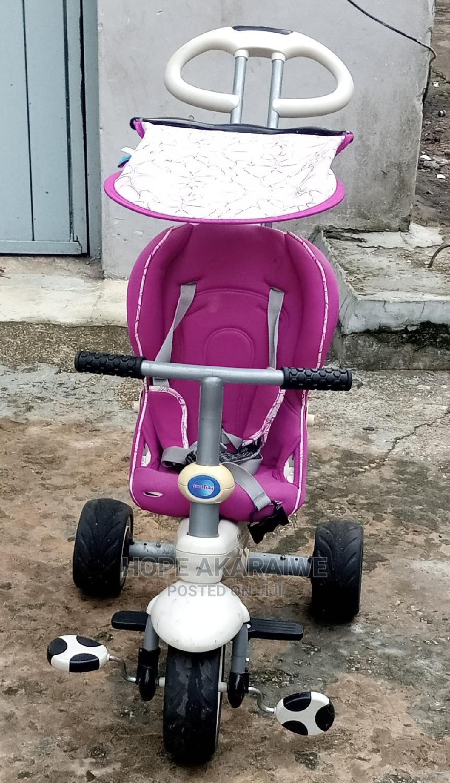 Very Clean Tokunbo Baby Bicycle