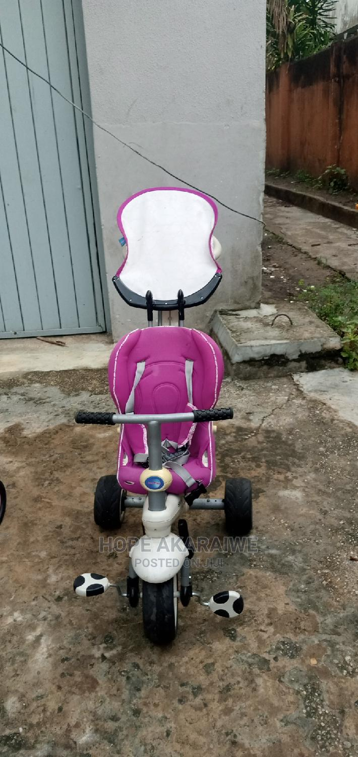Very Clean Tokunbo Baby Bicycle   Prams & Strollers for sale in Amuwo-Odofin, Lagos State, Nigeria