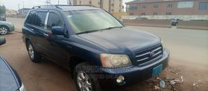 Toyota Highlander 2004 Blue | Cars for sale in Lagos State, Abule Egba