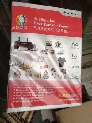 Sublimation Heat Transfer Paper | Stationery for sale in Lagos State, Lagos Island (Eko)