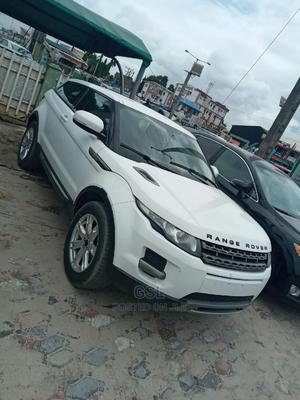 Land Rover Range Rover Evoque 2013 White   Cars for sale in Lagos State, Ajah