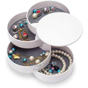 4 Layer Rotating Jewellery Box   Jewelry for sale in Lagos State, Isolo