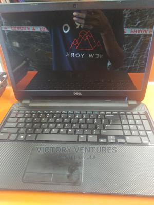 Laptop Dell Inspiron 15 4GB Intel HDD 250GB   Laptops & Computers for sale in Lagos State, Surulere