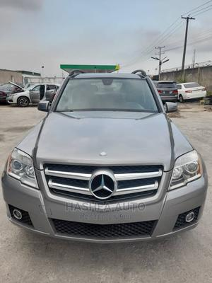 Mercedes-Benz GLK-Class 2012 350 4MATIC Gray   Cars for sale in Lagos State, Gbagada