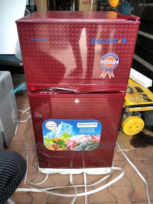 Polystar Pv-Dd203 Double Door Refrigerator | Kitchen Appliances for sale in Lagos State, Ikeja