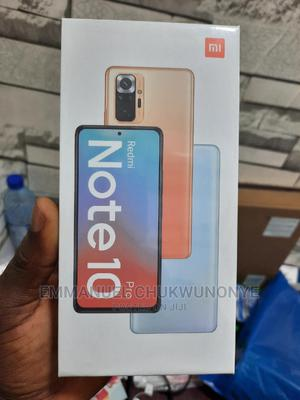 New Xiaomi Redmi Note 10 Pro 128 GB Green | Mobile Phones for sale in Lagos State, Ikeja