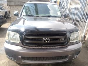 Toyota Sequoia 2001 Black | Cars for sale in Lagos State, Ojodu