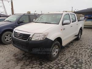 Toyota Hilux 2015 White   Cars for sale in Lagos State, Ajah